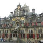 Hôtel de ville de Delft