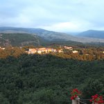 Uitzicht vanaf Il Portone