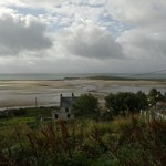 Clew Bay view from the Greenway near Mullraney Co. Mayo.