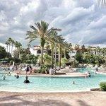 River Island water park at Holiday inn club resort