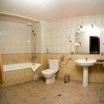 hotel PLAZA's bathroom