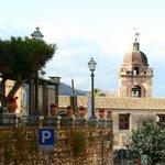 Entrance to Township of Taormina