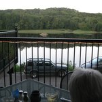Kennebec River from Joyce's Deck