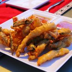 THE BEST vegetable tempura ever!!