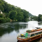up the river Wye