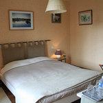 chambre Argoat avec pt salon, s d' eau et wc privatifs