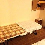 lit de camps pour 75 euros !