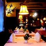 Photo of Restaurant at Vier Jahreszeiten Berchtesgaden