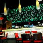 2013July23 Domu Sushi Bar area, Boca del Rio, Veracruz