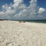 barefot beach