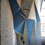 Le Walltopia de l'Annexe (45 pieds)
