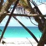 Blue Beach, LaChiva.