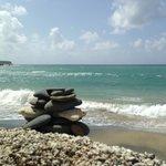 Playa Negro, nice walk and worth the visit!