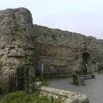 château de Pevensey