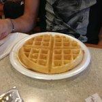 waffel a colazione