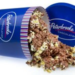 Chocolate Covered Popcorn - Our #1 selling item for 30 years!
