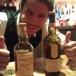 Vincent gives the Thumbs Up to these Scotch varieties =)