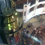 elevator view