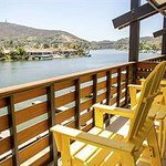 Lakeside Lounge balcony