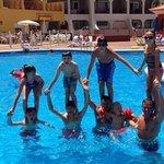 Dinastia Olympic swimming team 2013
