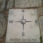Compass Points at Madison Springs Hut