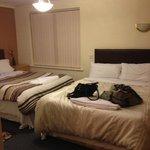 Foto de Gables Hotel