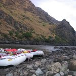 Snake River, Hells Canyon Raft