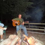 Music Around the Campfire