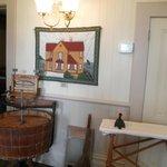 Inside the Hughes House!