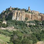 Orvieto visto da Sferracavallo