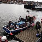 Whitby Fishing Trips - Tina Dawn