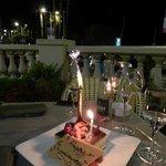 Celebration Dessert Cake