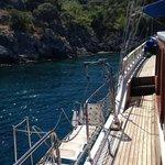 gulet trip Aquarium Bay