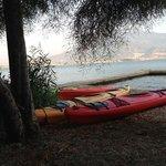 kayaks to borrow