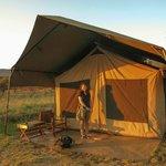 Uspuko Serengeti Tent