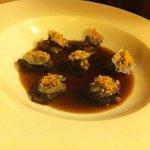 lumache in brodo di funghi