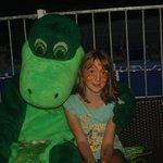 Croc Mayou la mascotte du Camping :)