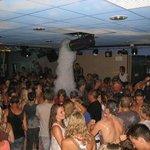La discothèque soirée mousse