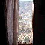 La ventana mágica... encuadra la belleza de Tilcara