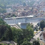 View of BW from Esslingen Castle