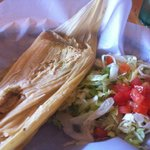 Firewood Cafe Tamale (Chicken)