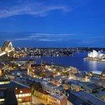 Sydney Harbour Views - Night