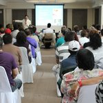 Conferencia en el Salón de Eventos del Hotel Real Rex de León, Gto.