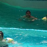 JohnMichael in Pool