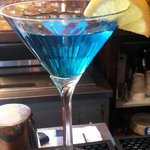 Blutini - very special drink!