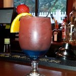 Tropical Storm - a great summer drink