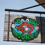 Kooky Mooky sign
