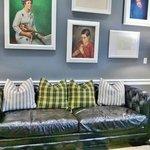 Living room for informal mettings...