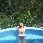 Villa Pererepan pool ... amazing.