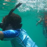 Snorkeling for whole family